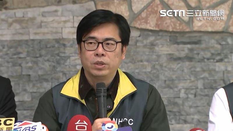 藍委籲防疫一級開設 陳其邁說話了