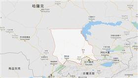 鬥毆事件發生於江布爾州(Jambyl Region)。(圖/翻攝自Google Map)