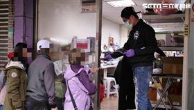 記者邱于倫攝影 叫賣哥提供 叫賣哥送口罩