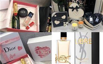 情人香水必買攻略 超美包裝專屬刻字