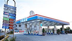 中油加油站,洗車服務 圖/中油提供
