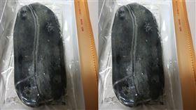 阿嬤家的冰箱冷藏九年的烏魚子 圖/爆廢公社