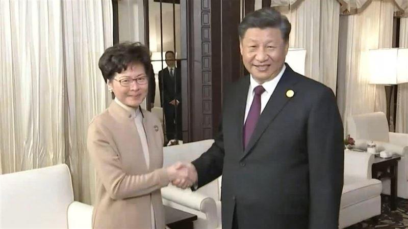 中國第5直轄市…驚曝林鄭月娥改當香港市長?