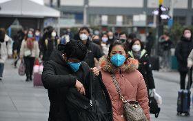 武漢肺炎影響下  中國返工潮人數不如