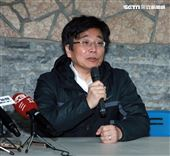 疾病管制署署長的執行官周志浩。(記者邱榮吉/基隆拍攝)