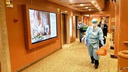 轉移鑽石公主號患者 日本消防員戴「護目鏡+口罩」仍感染