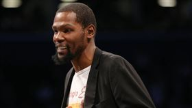NBA/流暢 斷跟腱KD秀急停跳投 NBA,布魯克林籃網,Kevin Durant,阿基里斯腱 翻攝自推特