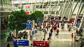 機場;圖/翻攝自pixabay.