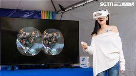 2020台灣燈會,台中后里森林園區,中華電信,5G,VR,HTC宏達電,LINE旅遊 品牌業者提供