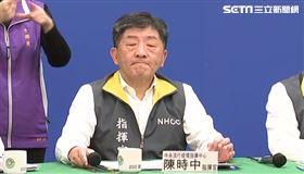 中央流行疫情指揮中心,武漢肺炎(圖/三立新聞)