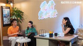 王若琳「愛情霓虹燈」Lara梁心頣、屁孩來賓 索尼音樂提供