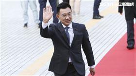 國民黨立委蔣萬安、江啟臣、洪孟楷/記者林士傑攝影