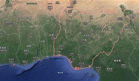 奈及利亞(圖/翻攝自Google Map)