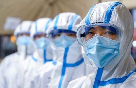 武漢遭感染醫護人員數恐破千