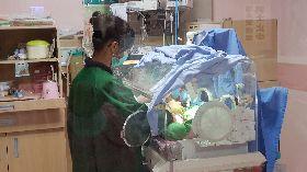 母乳庫10萬CC愛心捐乳 助台東早產