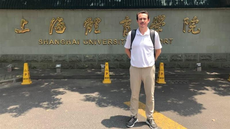 肺炎影響 籃球博士鄭志龍滯留中國