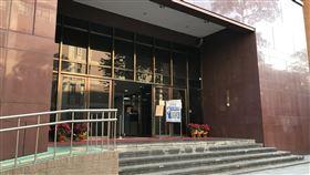 台北地方法院,北院。(圖/資記者楊佩琪攝)