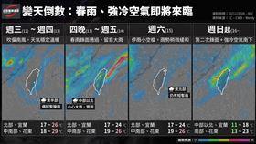 圖/翻攝自台灣颱風論壇|天氣特急