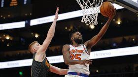 ▲紐約尼克是NBA目前市值最高球隊,達46億美元。(圖/美聯社/達志影像)