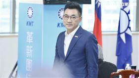 江啟臣,國民黨(圖/記者林聖凱攝影)