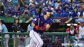 ▲世界棒球12強賽台灣中華隊委內瑞拉蘇智傑。(圖/記者林聖凱攝影)