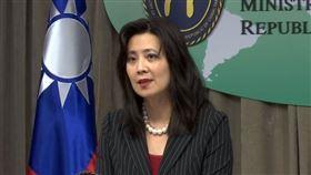 歐江安,外交部