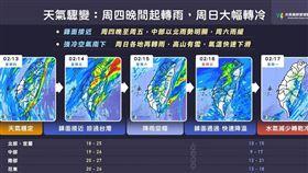 圖/翻攝自天氣風險 WeatherRisk臉書