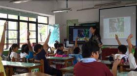 學生,國小,國中,教室,上課 圖/教育部提供