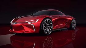 ▲豐田Toyota第四代MR2概念車。(圖/翻攝網站)