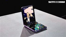 三星,翻蓋式摺疊智慧手機,GalaxyZFlip,台灣三星,售價,上市 圖/台灣三星提供、翻攝三星臉書