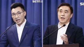江啟臣,郝龍斌,國民黨主席補選政見說明會