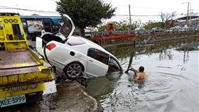 新北市,淡水,賓利,烏溜,落水,意外