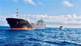 抽砂船,法拍,海巡,小編(翻攝自海巡署長室 Coast Guard臉書)