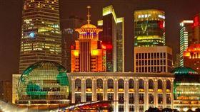 上海。(圖/取自pixabay)