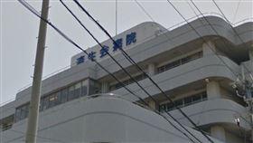 日本又增一例!和歌山外科醫確診 今驚傳7旬病患也感染 圖/翻攝自谷歌地圖