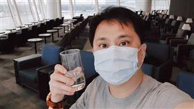 486先生,中國人,武漢肺炎 圖/翻攝自臉書