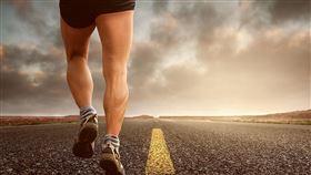 跑步(示意圖/pixabay)