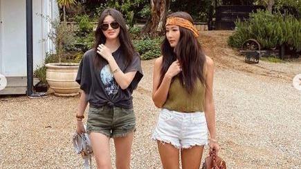 孫芸芸同框21歲愛女「腿一樣細」!3關鍵養成少女身材