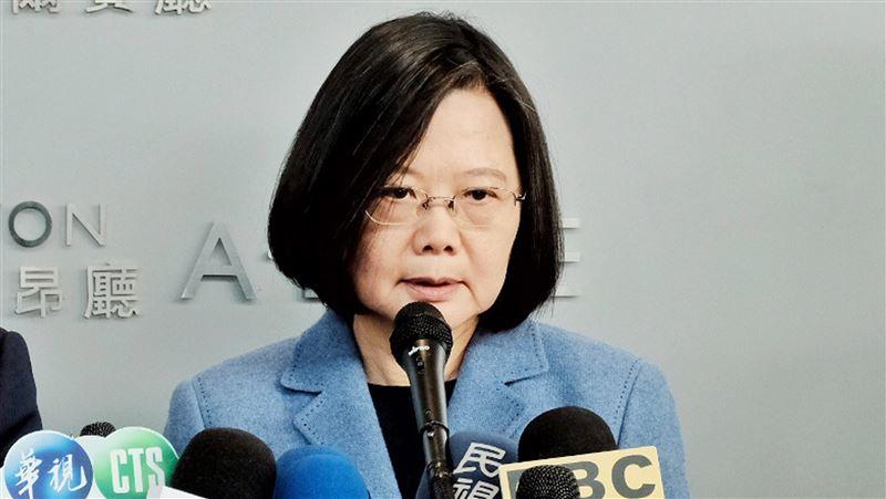 蔡總統:若菲律賓政治考量 台灣必有相對應處理