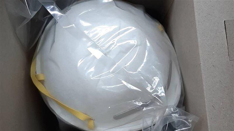 情人節最佳禮物 豐原醫院獲贈120片口罩