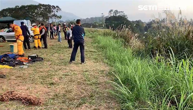 埔里飛行傘意外!日籍男「人傘分離」…他高處墜落樹林慘死