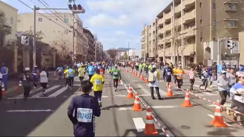 疫情嚴峻!京都馬拉松不取消 主辦單位:會發口罩給跑者