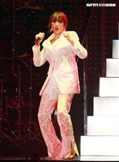 A Lin「旅課」世界巡迴演唱會台北小巨蛋連唱三場。(記者邱榮吉/攝影)