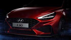 ▲現代汽車Hyundai i30 N Line。(圖/翻攝網站)