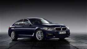 ▲BMW 5系列。(圖/BMW提供)