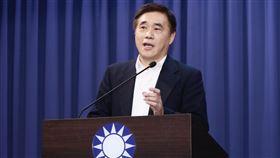 郝龍斌,江啟臣,國民黨主席補選政見說明會0212(記者林聖凱攝影)