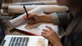 讀書,翻攝自pixabay