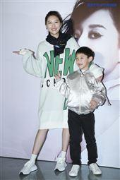 2020_A-Lin_Passenger旅。課演唱會第三天嘉賓嚴立婷與兒子。(圖/記者林士傑攝影)