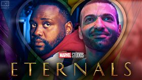 漫威將在《永恆族》推出首位男同志英雄/多元成家/同性婚姻/哈茲史萊曼(Haaz Sleiman)/布萊恩泰瑞亨利(Brian Tyree Henry)。漫威推特