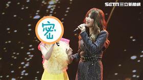 A-Lin台北小巨蛋演唱會第三天來賓Lulu 記者林士傑攝影